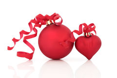 украшения рождества Стоковые Фотографии RF