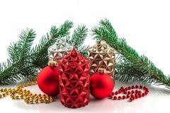 Украшения рождества стоковое изображение rf