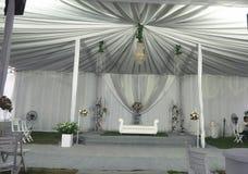 Украшения свадьбы Стоковые Фотографии RF