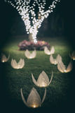 Украшения свадьбы Стоковая Фотография RF