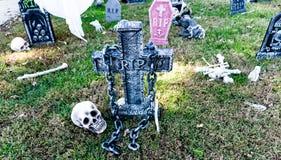 Украшения хеллоуина Стоковая Фотография