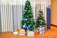 украшения santa claus рождества стоковые изображения rf
