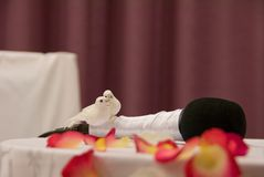 украшения wedding Стоковая Фотография