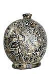 украшенная ваза Стоковое Изображение