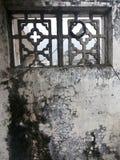 украшенная стена Стоковая Фотография