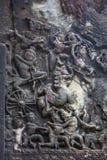 Украшенное на Angkor Wat Стоковые Фотографии RF