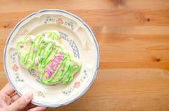 Украшенное печенье сахара Стоковое Изображение RF