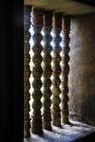 Украшенное Angkor Wat Стоковые Изображения