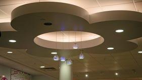 украшенный потолок Стоковое фото RF
