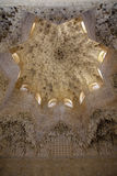 Украшенный потолок купола Стоковое Фото