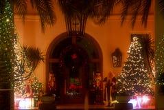 украшенный entryway богато украшенный Стоковые Фотографии RF