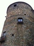 укрепленная башня стоковое фото rf