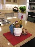 уксус кухни Стоковое фото RF
