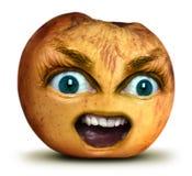 Укусы Яблока стоковые изображения rf