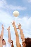 улавливать шарика Стоковые Фото