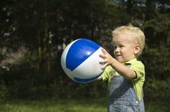 улавливать 2 шариков Стоковые Фото