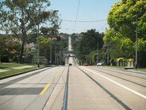 улица Австралии Стоковое фото RF