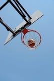 улица баскетбола Стоковые Изображения