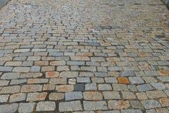 Улица булыжника Стоковые Фото