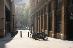 Улица в Лондоне Стоковое фото RF