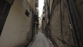 Улица в Палермо видеоматериал
