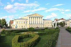 Улица в Kostroma стоковые изображения