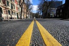 улица города Стоковые Фото
