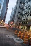 улица города стоковое изображение