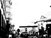 улица города Стоковые Изображения