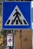 улица знака Стоковые Фото