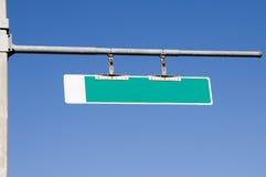 улица знака Стоковое фото RF