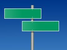 улица знака стоковые изображения rf