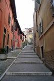 улица Италии Стоковое фото RF