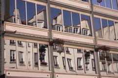 Улица и архитектура Парижа стоковое фото
