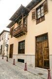 Улица Ла Orotava стоковое фото