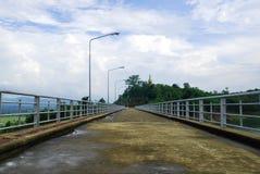 улица моста Стоковые Фото