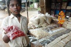 улица положения места orissa Индии стоковые фото