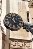 улица публики london часов Стоковое Изображение