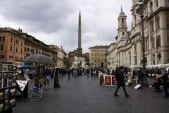 Улица Рим Италия стоковые изображения