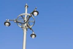 улица светильника antwerp Стоковая Фотография