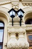 улица светильников стоковые изображения