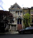 27-29 улица свободы, дом стиля ферзя Энн стоковая фотография