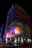 Улица 5 Шэньчжэня Huaqiang северная коммерчески стоковые фото