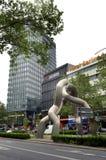улица berlin Стоковая Фотография RF