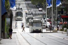 улица bourke городская Стоковое Фото