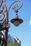 улица gracia barcelona Стоковые Фотографии RF