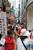 Улица Hong Kong. Стоковое Фото