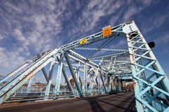 улица johnson моста Стоковая Фотография RF