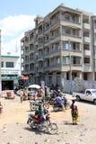 улица mombasa s стоковые фото