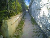улица 13-Narrow стоковая фотография rf